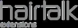 Logo hairtalk extension - Unsere Wahl bei Sarah's Haar Atelier